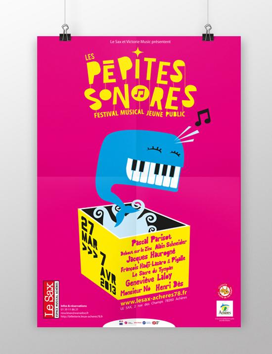Festival des Pépites Sonores