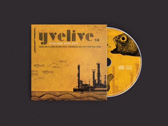 Album Yvelive #14