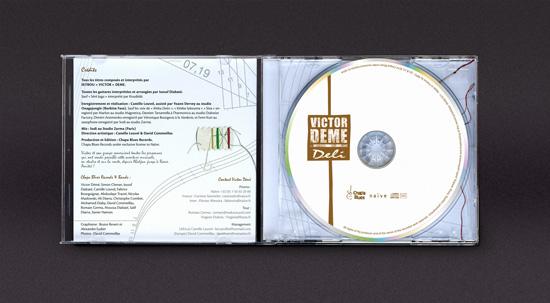 Album de Victor Demé