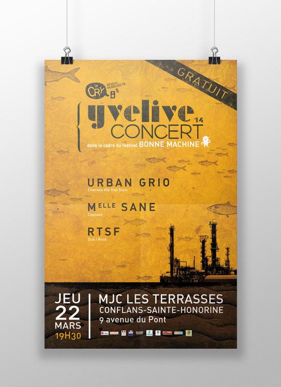 Concert Yvelive 2011-2012
