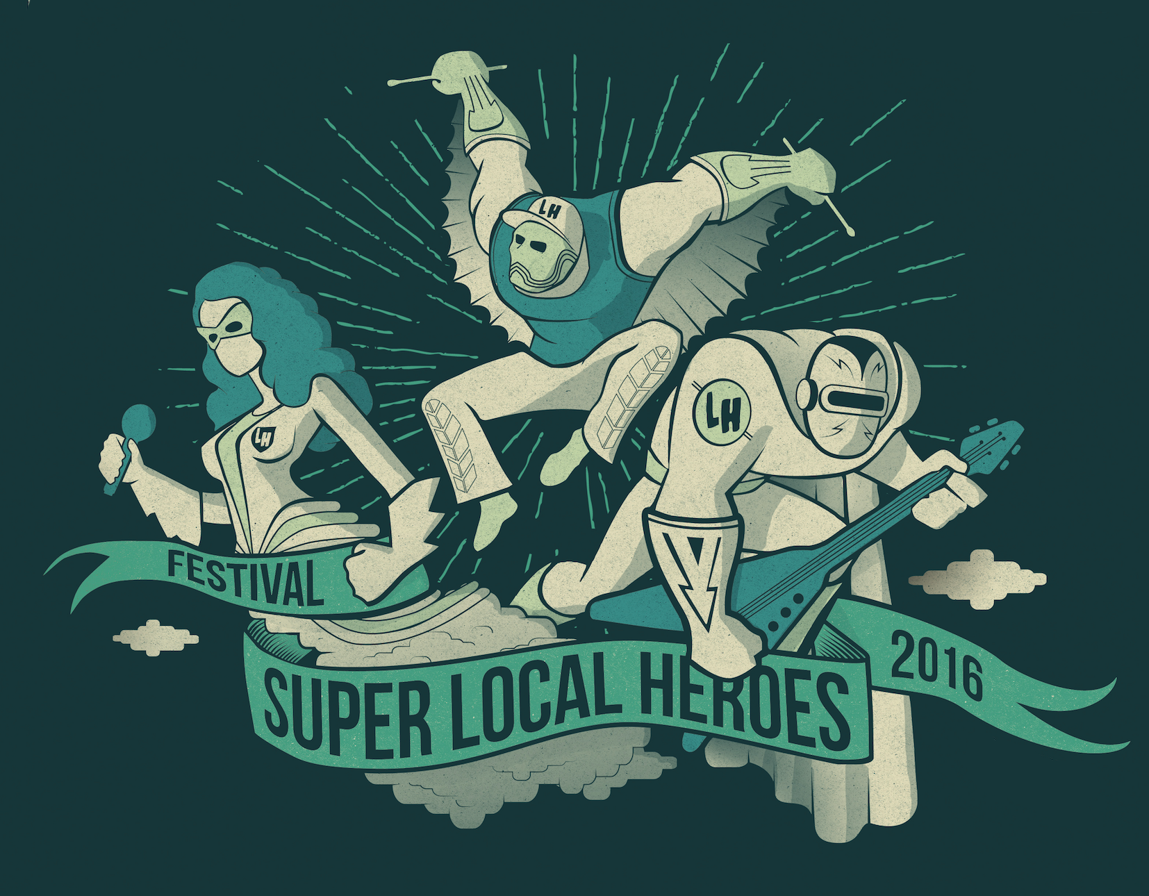 Super Local Heroes 2016
