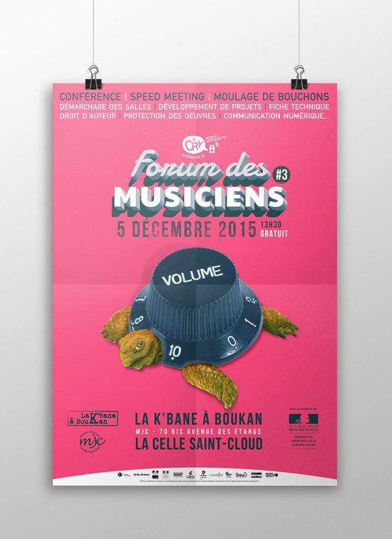 Forum des musiciens 2016