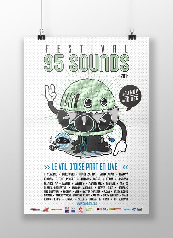 95 Sounds 2016