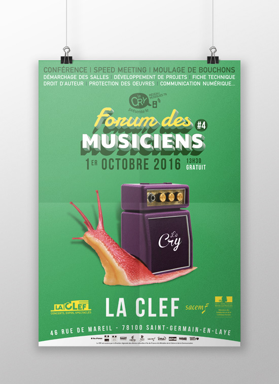 Forum des musiciens 2016